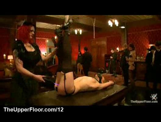 Babes butt plugged and flogged