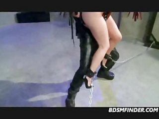 Flogged Paddled Strapped And Shocked