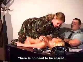 martial law 2 hard spanking and whipping