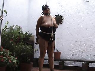 Tit Flogging