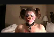 Humiliate Her Pig Slave Wife - negrosurfista