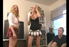 spanking her cheating best friend - train wreck