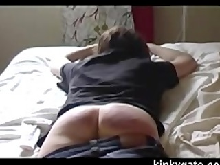 severe belt punishments for my milf