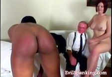 spanking slapping and caning that hurts