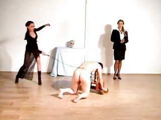 elitepain 3rd case - hard spanking and whippi