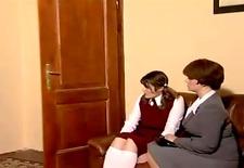 hard spanking - detention house 4