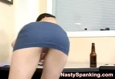 bailey needs a ass spanking