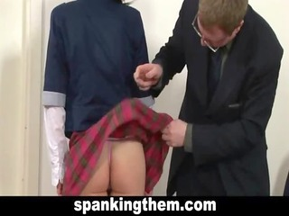punishment for college girl