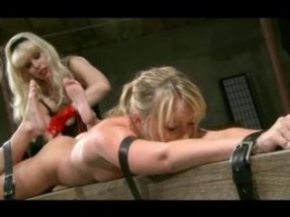 Starla Punishes an Uptown Girl