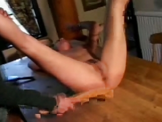 Punishment housewife