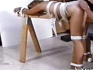 Simone did deserve this spanking