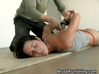 hardcore bdsm and brutal punishement part6