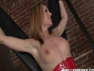 Tightest pornstars pussy spanking