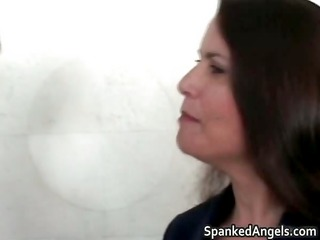 hot nasty redhead sexy babe gets her part4