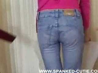 Spanked cutie strict rules xlx