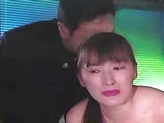 Asian Girl Bondaged and Whipped 1-2