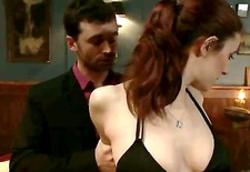 james deen and iona grace in hot hardcore sex and domination action. great bondage action as this sexy lady is put through the ropes. this is a rough fantasy with hand spanking.