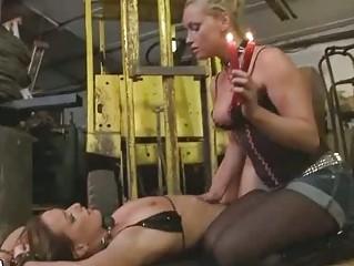 Kathia doles out punishment