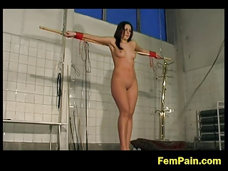 Two captives punished as slaves