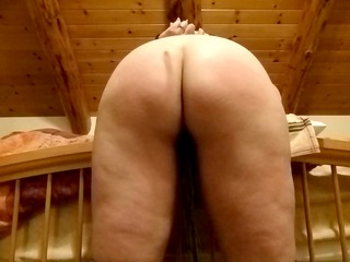 wifes perfect ass receives some punishment
